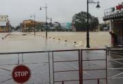 Thừa Thiên Huế tái diễn ngập lụt trên diện rộng