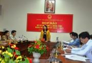 Kỳ họp HĐND tỉnh Thừa Thiên Huế khóa VII sẽ diễn ra từ 7 đến 9/12