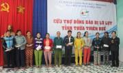 Hiệp Hội doanh nghiệp Thừa Thiên Huế: Liên tục cứu trợ đồng bào vùng lũ