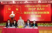 Thừa Thiên Huế: Công bố hoạt động Trung tâm Hành chính công tỉnh