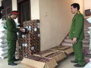Quảng Bình - Quảng Trị: Lực lượng chức năng bắt hơn 500kg pháo lậu
