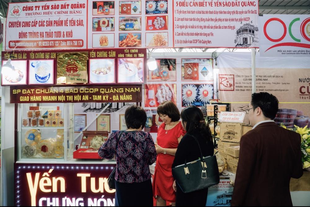 Quảng Nam: Phát huy các lợi thế cho sản phẩm OCOP
