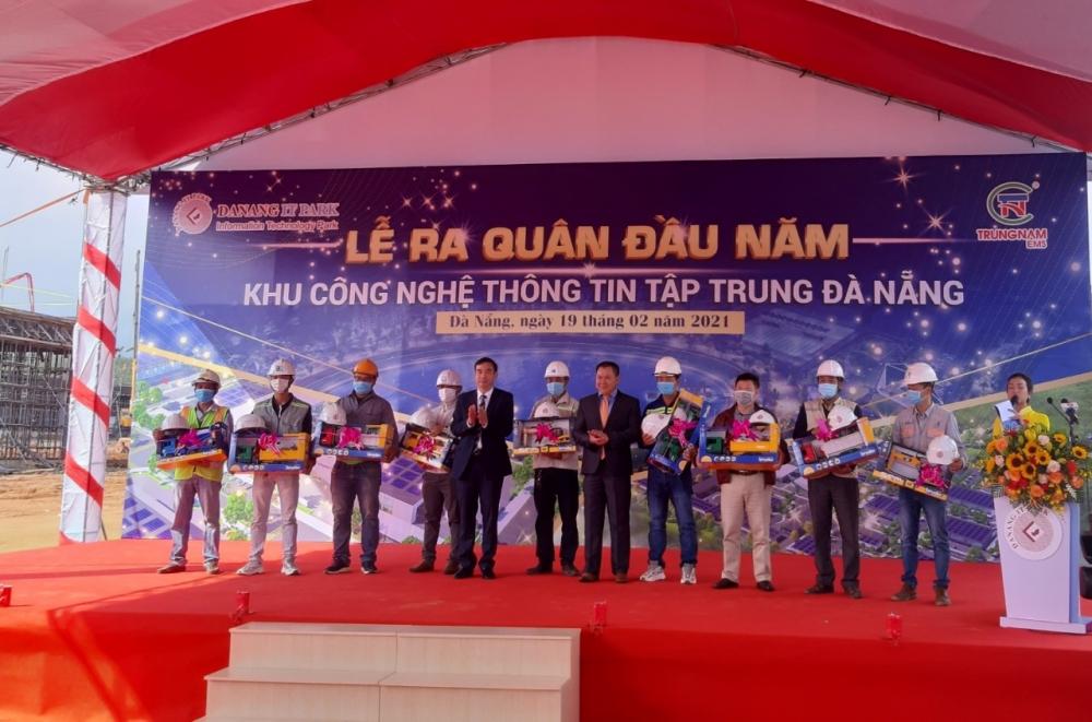 Khu Công nghệ thông tin tập trung Đà Nẵng được đầu tư mạnh trong năm 2021