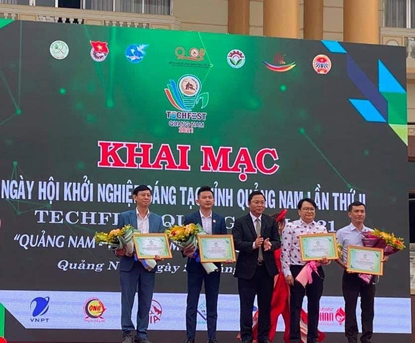 Quảng Nam cam kết tạo điều kiện cho khởi nghiệp sáng tạo