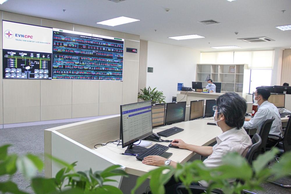 Miền Trung – Tây Nguyên: Đảm bảo cấp điện các điểm phục vụ bầu cử