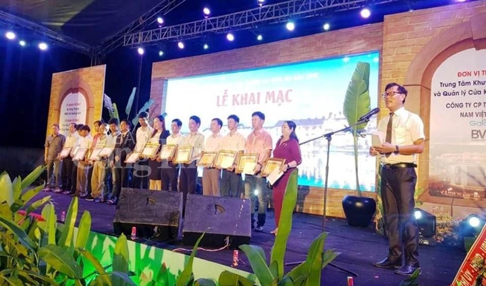 khai mac hoi cho thuong mai festival di san quang nam nam 2019