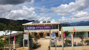 tang 2 cong trinh dien mat troi cho truong hoc vung cao quang nam