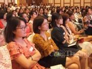 Cách mạng công nghiệp 4.0 là động lực thúc đẩy sự sáng tạo của phụ nữ Việt
