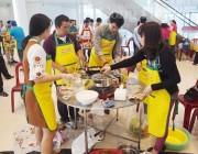 """Đà Nẵng- Sôi nổi hội thi nấu ăn """"Bữa cơm gia đình ngày cuối tuần"""""""