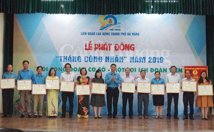 da nang phat dong thang cong nhan 2019