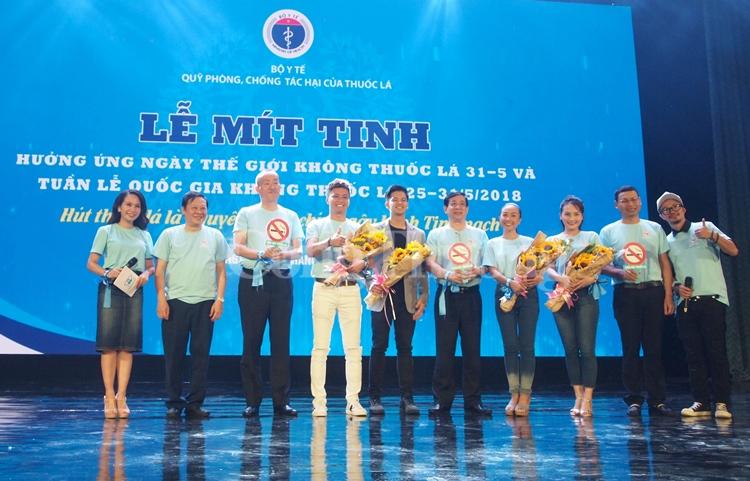 40.000 người Việt Nam tử vong mỗi năm do các bệnh liên quan đến thuốc lá
