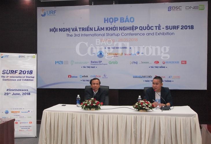 surf 2018 giai bai toan von khoi nghiep cho startup