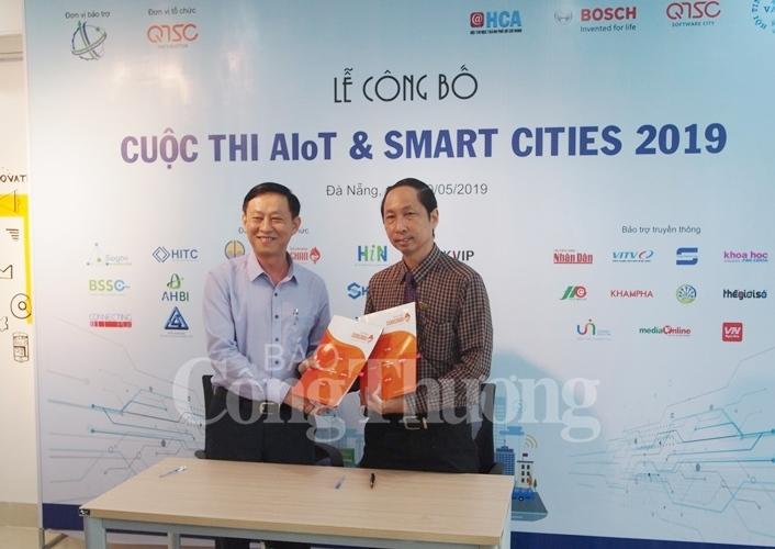 khoi dong aiot va smart cities 2019 voi giai thuong len den 124 ty dong