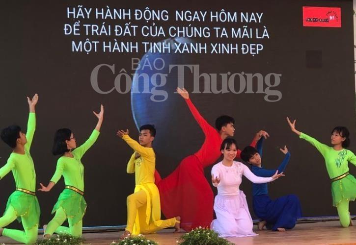 danh thuc vung dat da ngu yen sau thien tai dat giai dac biet cuoc thi thich ung bien doi khi hau 2019