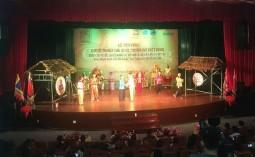 Tôn vinh Nghệ thuật Bài Chòi Trung bộ Việt Nam