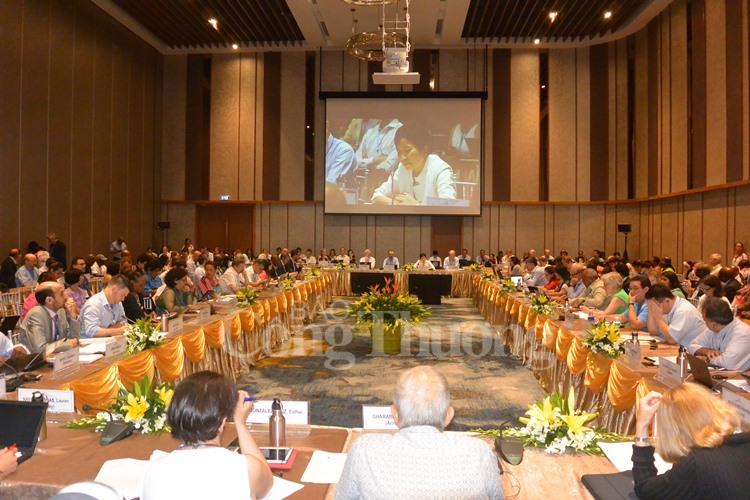 Khởi động Kỳ họp lần thứ 6 Đại hội đồng Quỹ Môi trường toàn cầu