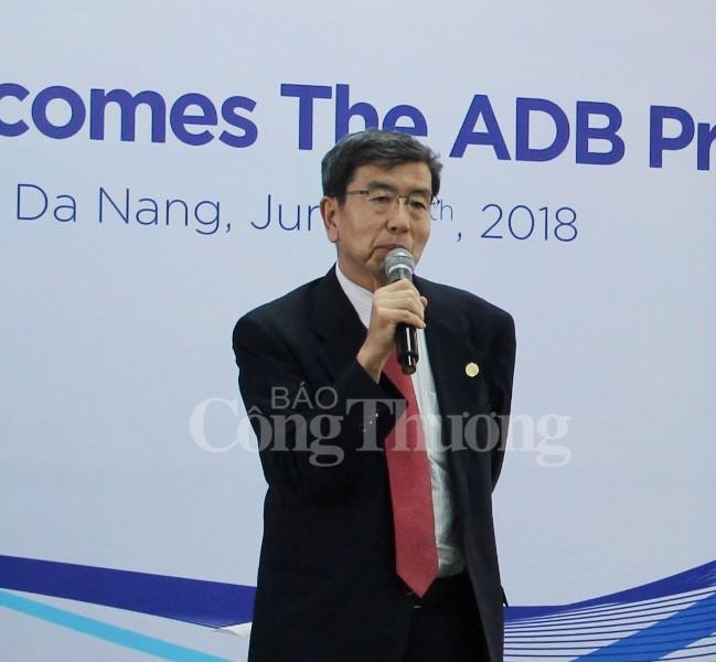 ADB sẽ tiếp tục tham gia vào hệ sinh thái đổi mới kinh doanh của Việt Nam