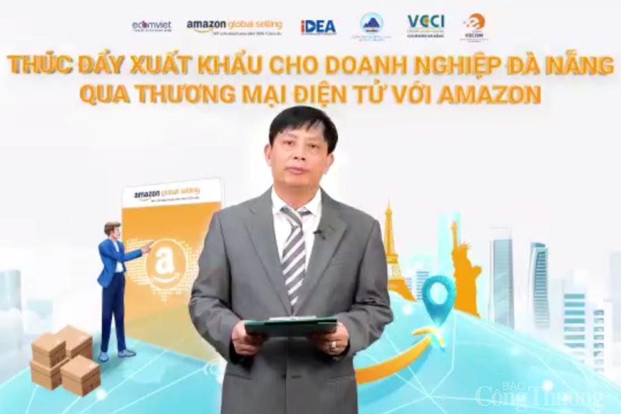 Đà Nẵng: Thúc đẩy xuất khẩu qua thương mại điện tử
