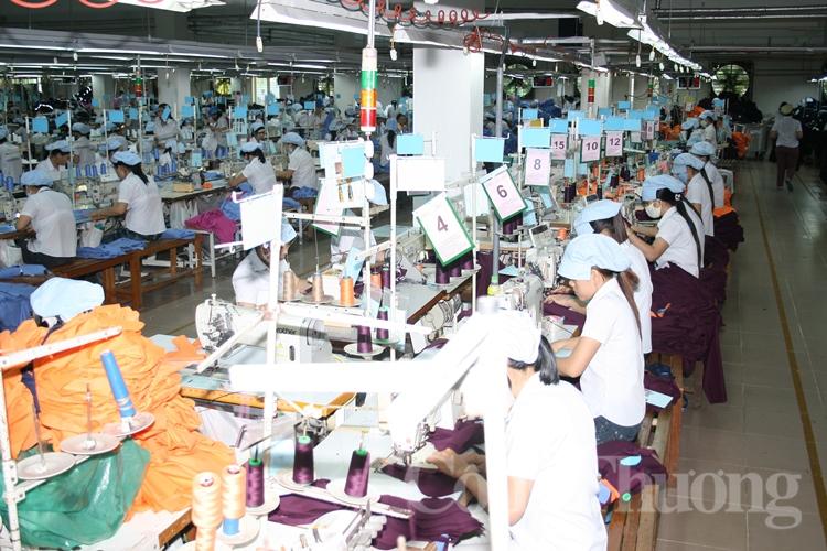 Chỉ số phát triển công nghiệp 6 tháng của Đà Nẵng tăng 7,81%