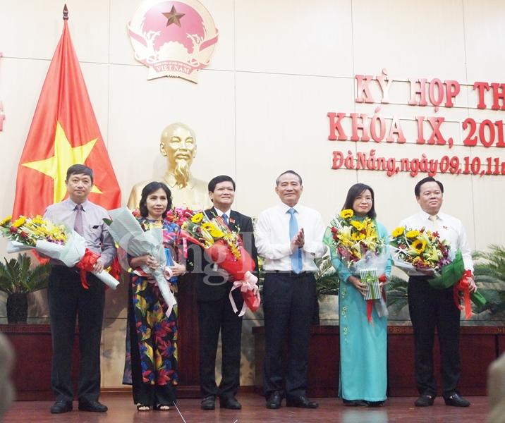 Ông Nguyễn Nho Trung giữ chức Chủ tịch HĐND TP Đà Nẵng nhiệm kỳ 2016 – 2021