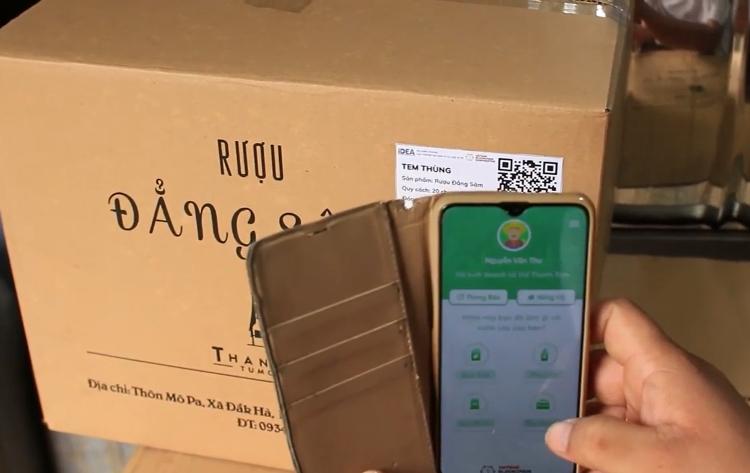 doanh nghiep con tran tro ve blockchain trong truy xuat nguon goc san pham