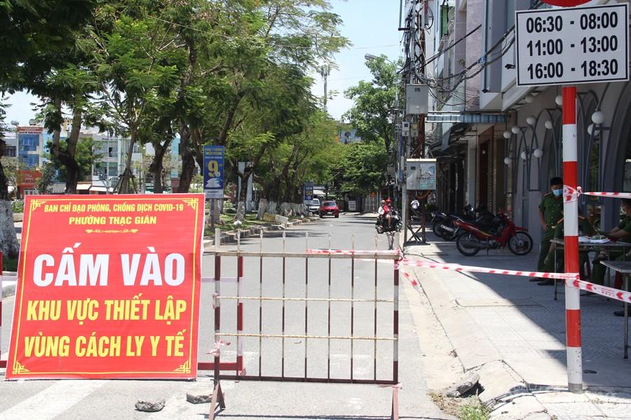 Đà Nẵng: Phong tỏa toàn thành phố từ 8h ngày 16/8