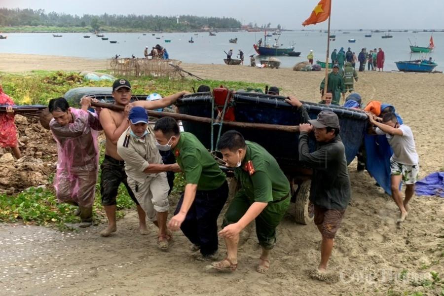 Đà Nẵng: Khẩn trương ứng phó với bão số 5