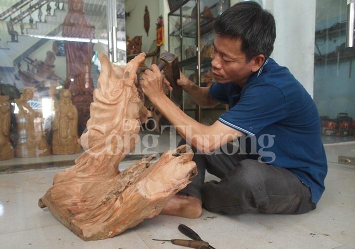 san pham cong nghiep va san xuat theo chuoi la phep thu va co hoi cho thu cong my nghe