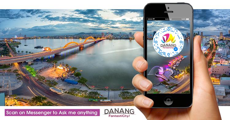 Đà Nẵng thí điểm ứng dụng Chatbot vào du lịch thông minh