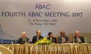 ABAC đệ trình lên các nhà lãnh đạo APEC 20 khuyến nghị