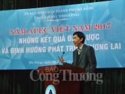 APEC 2017 – Dấu ấn Việt Nam trong dòng chảy hội nhập