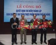 Thí điểm thành lập Ban Quản lý ATTP thành phố Đà Nẵng