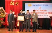 Đà Nẵng: Công ty cổ phần Sông Ba kỷ niệm 15 năm thành lập