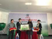 Công ty CP Trung Nam tài trợ 10 tỷ đồng cho Hệ thống quan trắc môi trường nước