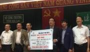 Tổng công ty Phát điện 2 hỗ trợ xã nghèo Ia Broăi tỉnh Gia Lai