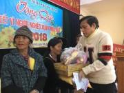 Trao gần 1000 suất quà cho bà con nghèo tỉnh Quảng Nam ăn Tết