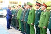 Thủ tướng Nguyễn Xuân Phúc chúc Tết nhiều đơn vị, cơ quan tại Đà Nẵng