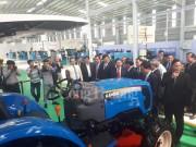 Khánh thành Nhà máy sản xuất Máy nông nghiệp hiện đại