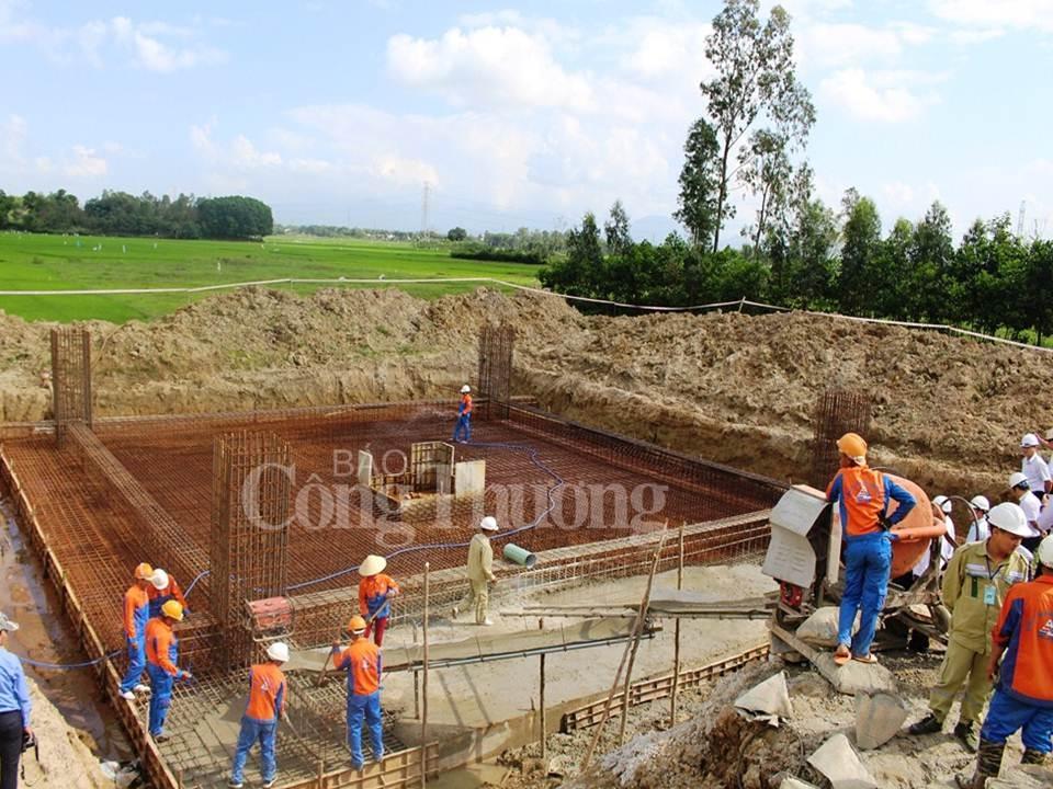 Dự án 500KV Quảng Trạch - Dốc Sỏi: Đẩy nhanh tiến độ ngay từ đầu Xuân
