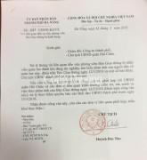 Chủ tịch Đà Nẵng yêu cầu xác minh vụ phóng viên bị hành hung
