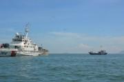 Quảng Nam- Tàu cá bị đâm chìm, 2 ngư dân may mắn thoát chết