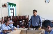 Quảng Nam họp khẩn bàn phương án cứu kè cứng Cửa Đại