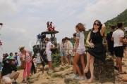 Những hình ảnh ấn tượng tại Hải Vân Quan sau cái 'bắt tay lịch sử'