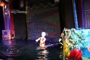 Về Hội An xem múa rối nước