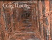 Khẩn trương trùng tu tháp cổ 1.000 năm tuổi ở Quảng Nam