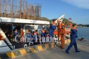 Cứu hộ 49 ngư dân Quảng Nam gặp nạn ở Hoàng Sa
