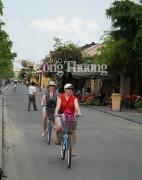 Dự án Chia sẻ xe đạp miễn phí của Hội An được trao giải thưởng Giao thông đô thị toàn cầu