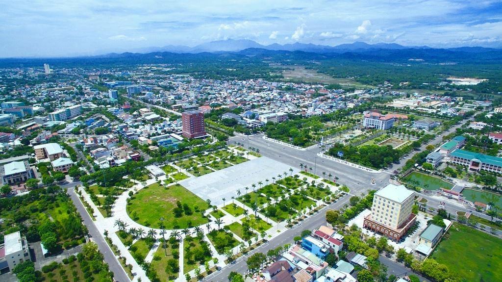 UBND thành phố Tam Kỳ họp giải quyết vướng mắc trong công tác BT-GPMB dự án nhà ở khu đô thị kiểu mẫu Tây Bắc Phường Tân Thạnh