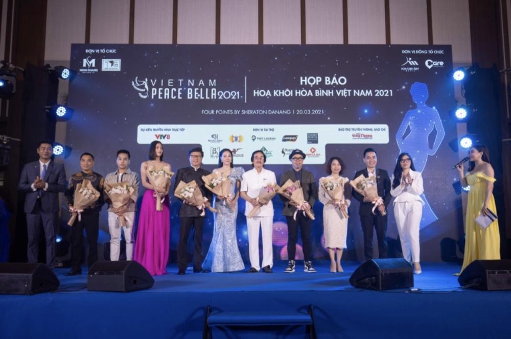 Chương trình Hoa khôi Hoà bình Việt Nam 2021 lùi thời gian diễn ra vòng chung kết