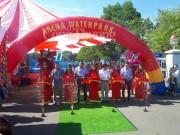 Đà Nẵng khai trương công viên nước mini đa năng